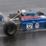 Chevron B24 In The Wet