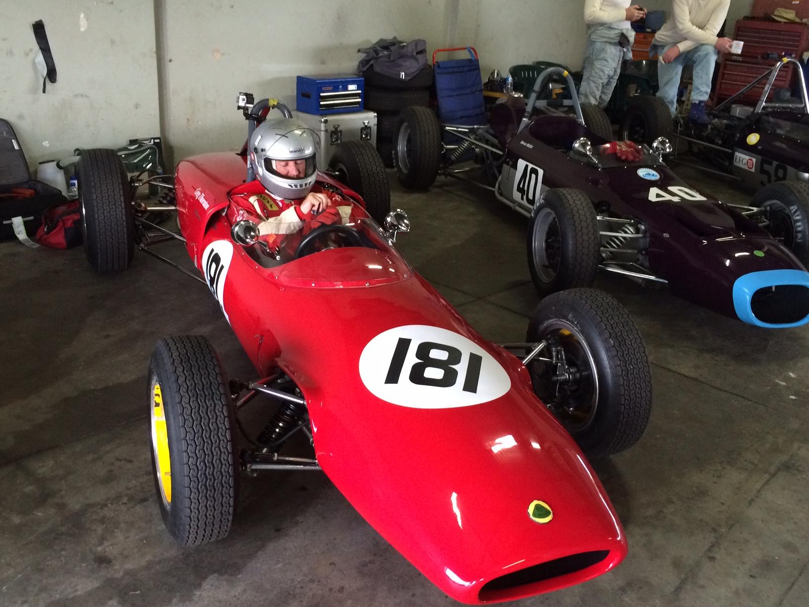 The Cars – Titan Historic Racing