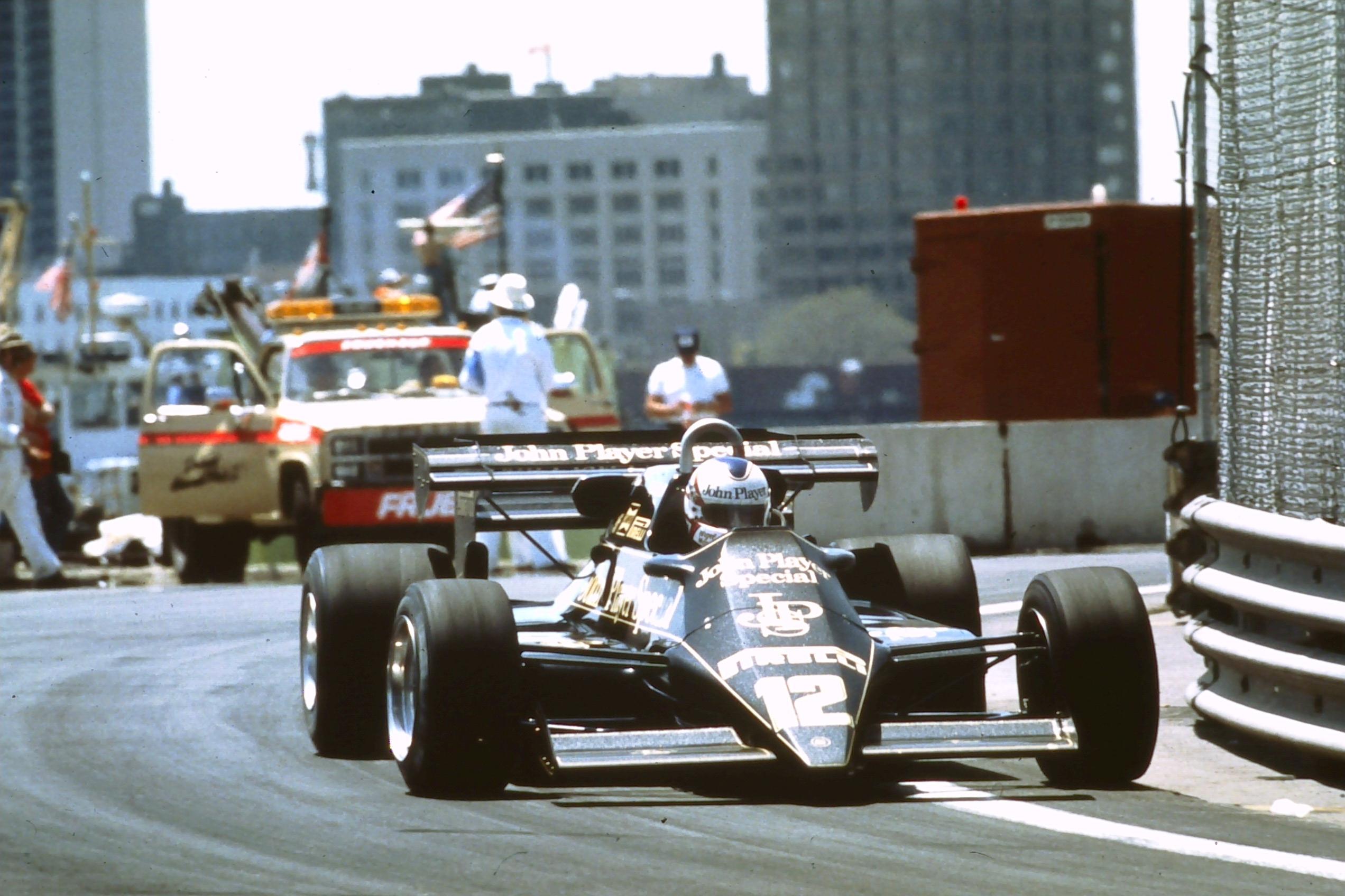 1983 Lotus 92 Titan Historic Racing