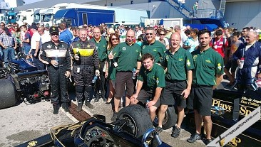 Greg and Classic Team Lotus